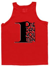 #6 Rich Piana 5% 1DayUMay Tank Top