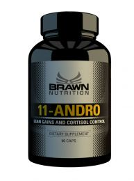 Brawn 11-Andro (11-OXO) 100mg x 90 caps