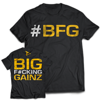 "Dedicated Nutrition ""BFG"" Limited Edition Tee"