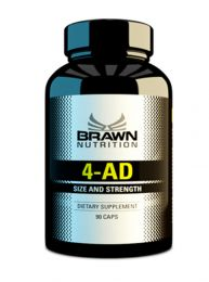 Brawn Nutrition 4-AD (90 Capsules)