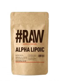 #RAW ALA (Alpha Lipoic Acid) 25g