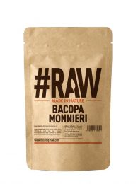 #RAW Bacopa Monnieri Extract (50%) 50g