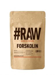 #RAW Forskolin 10% 50g