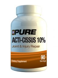 Pure Acti-Cissus 10% (90 Servings)