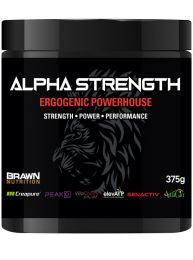 Brawn Nutrition Alpha Strength - Performance Powder