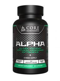 Core Nutritionals Core ALPHA - 56 Capsules
