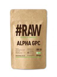 #RAW Alpha GPC (120 x 250mg Capsules)