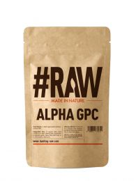 #RAW Alpha GPC 100g