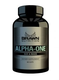 Brawn Alpha-One (60 Caps)
