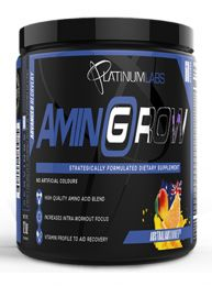 Platinum Labs Amino Grow (60 Servings) BBE 05/2020