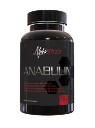 AlphaBreed Anabulin (60 Capsules) BBE 05/2020