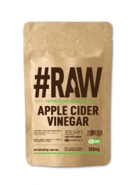 #RAW Apple Cider Vinegar (120 x 500mg)
