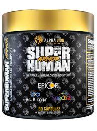 Alpha Lion Superhuman Armor (90 Capsules)