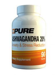 Pure Ashwagandha 20% (90 x 450mg)