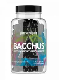 Chaos and Pain Bacchus (90 Capsules)