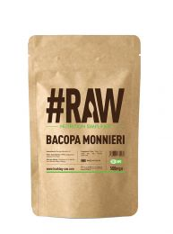 #RAW Bacopa Monnieri 50% (120 x 500mg Capsules)