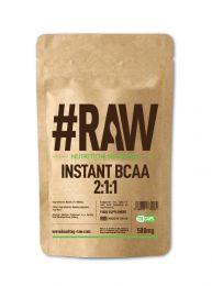 #RAW BCAA (120 x 500mg Capsules)
