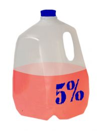 Rich Piana's 5% 1 Gallon Jug - Blue