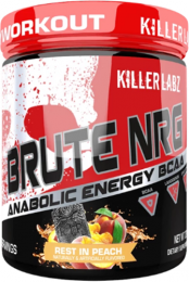 Killer Labz Brute NRG  - Anabolic BCAA