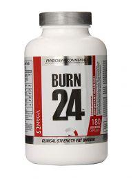 Omega Sports Burn24 180 Caps