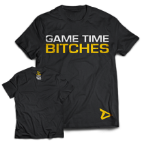 "Dedicated Nutrition ""Game Time"" Tee"