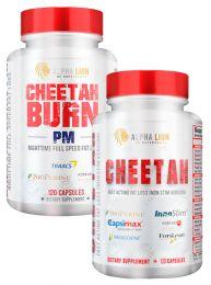Alpha Lion Cheetah Burn Stack