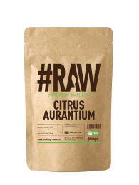 #RAW Citrus Aurantium (120 x 50mg Capsules) BBE June 2020