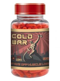 Red Army Cold War - MK2866 (120 Caps)