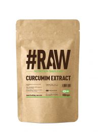 #RAW Curcumin 95% Extract (120 x 300mg Capsules)