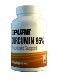 Pure Curcumin 95% (90 x 500mg)