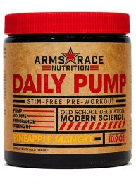 Arms Race Nutrition - Daily Pump (20 Servings)