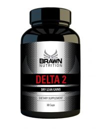 Brawn Nutrition Delta 2 (60 Capsules)