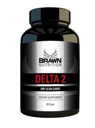 Brawn Nutrition Delta 2 (60 Capsules)