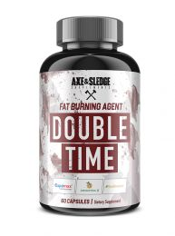 Axe & Sledge Double Time (60 Capsules)