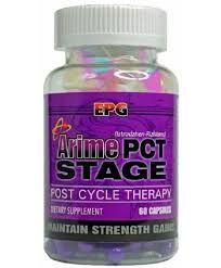 EPG Arimestage PCT (60 capsules)