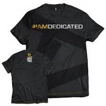 "Dedicated Nutrition ""Black D Logo"" Tee"