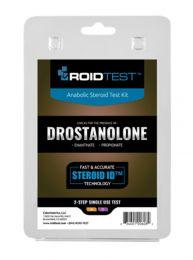 RoidTest Drostanolone 2-Step Test