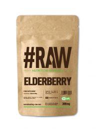 #RAW Elderberry Extract (120 x 300mg V Caps)