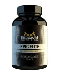 Brawn Epic Elite: 90 x 300mg caps