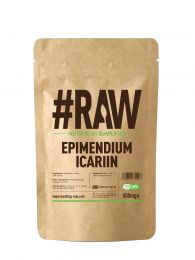 #RAW Epimedium Icariin Extract (Goat Weed) (120 x 500mg)