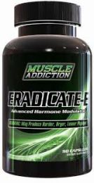 Muscle Addiction Eradicate-E (90 Capsules)