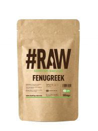 #RAW Fenugreek (240 x 500mg Capsules)