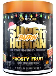 Alpha Lion SuperHuman Burn *Christmas Edition* Pre Orders Only