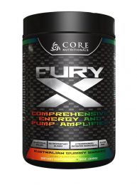 Core Nutritionals -Core FURY X (20 servings)