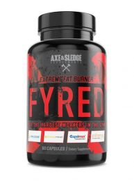 Axe & Sledge FYRED (60 capsules)