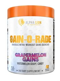 Alpha Lion GAIN-O-RADE
