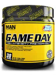 Man Sports Game Day (30 Servings)