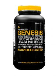 Dedicated Nutrition Genesis (50 Capsules)