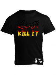Rich Piana Love It Kill It T-Shirt - German Flag Design