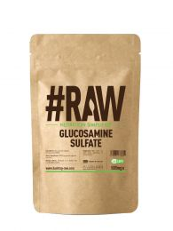 #RAW Glucosamine Sulfate (240 x 500mg Capsules) BBE April 2021